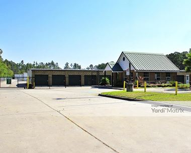 Storage Units for Rent available at 16900 West Lake Houston Pkwy, Humble, TX 77346