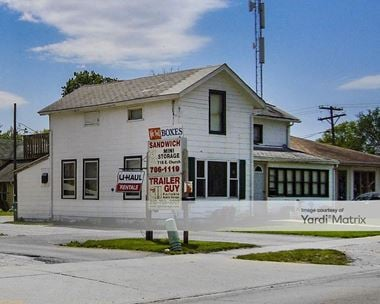 Storage Units for Rent available at 716 East Church Street, Sandwich, IL 60548 Photo Gallery 1