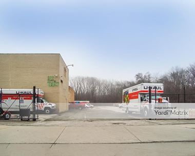 Storage Units for Rent available at 855 Taft Street, Gary, IN 46404