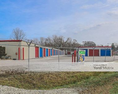 Storage Units for Rent available at 1100 West Rollins Road, Round Lake Heights, IL 60073