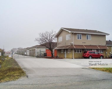Storage Units for Rent available at 8757 Louisiana Street, Merrillville, IN 46410 Photo Gallery 1