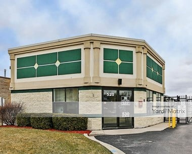 Storage Units for Rent available at 520 West Colfax Street, Palatine, IL 60067 Photo Gallery 1