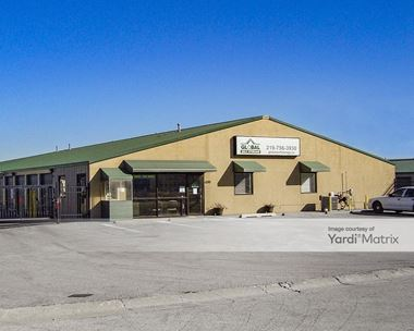 Storage Units for Rent available at 6590 Broadway, Merrillville, IN 46410