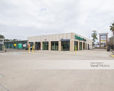 Storage Units for Rent available at 5603 Treaschwig Road, Spring, TX 77373