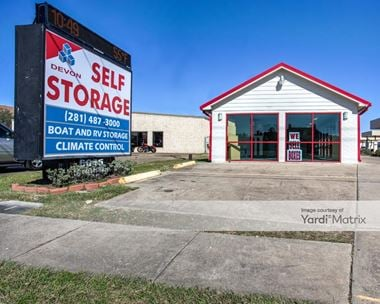 Storage Units for Rent available at 6045 Fairmont Pkwy, Pasadena, TX 77505