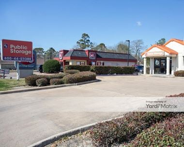 Storage Units for Rent available at 14645 Woodforest Blvd, Houston, TX 77015