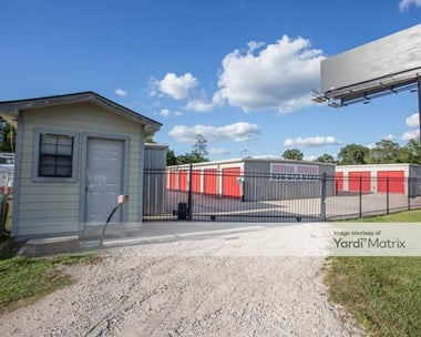 Storage Units for Rent available at 9135 Highway 242, Conroe, TX 77385 Photo Gallery 1
