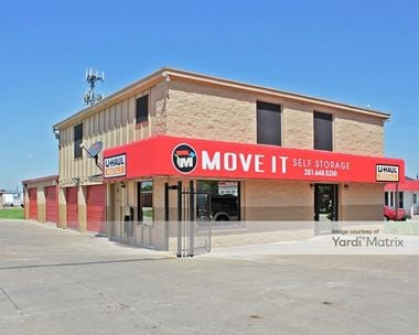 Storage Units for Rent available at 2225 County Road 129, Pearland, TX 77581