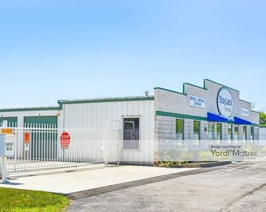 Storage Units for Rent available at 4701 East Jackson Street, Muncie, IN 47303