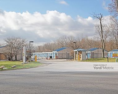 Storage Units for Rent available at 8501 Rockville Road, Indianapolis, IN 46234