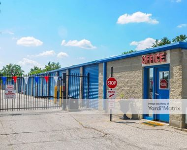 Storage Units for Rent available at 1410 North Green Street, Brownsburg, IN 46112