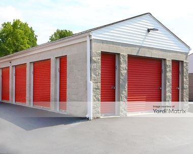 Storage Units for Rent available at 4910 North Lakeview Drive, Bloomington, IN 47404