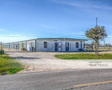 Storage Units for Rent available at 4910 County Road 58, Manvel, TX 77578