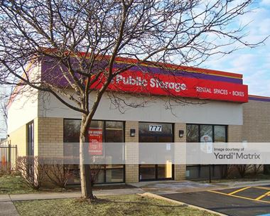 Storage Units for Rent available at 777 West Wise Road, Schaumburg, IL 60193