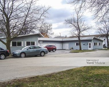 Storage Units for Rent available at 201 North Main Street, Wilmington, IL 60481