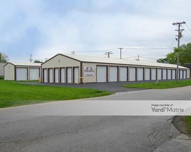 Storage Units for Rent available at 120 West 1st Street, Genoa, IL 60135