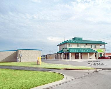 Storage Units for Rent available at 3481 Mall Loop Drive, Joliet, IL 60431