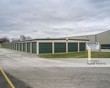 Storage Units for Rent available at 404 East Wapella Street, Minooka, IL 60447