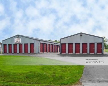 Storage Units for Rent available at 602 South Sycamore Street, Genoa, IL 60135