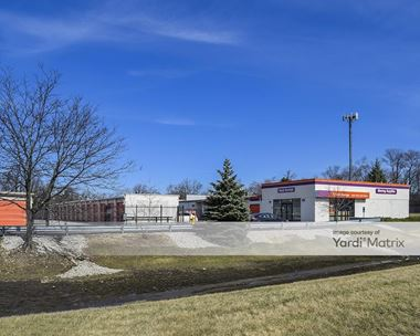 Storage Units for Rent available at 1110 East Roosevelt Road, Lombard, IL 60148