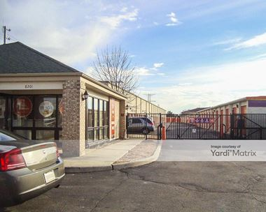 Storage Units for Rent available at 8201 159th Street, Tinley Park, IL 60477