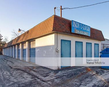 Storage Units for Rent available at 9616 Indianapolis Blvd, Highland, IN 46322