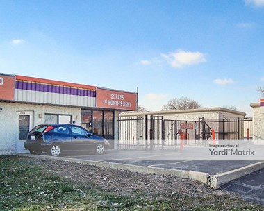 Storage Units for Rent available at 17208 Halsted Street, East Hazel Crest, IL 60429 Photo Gallery 1