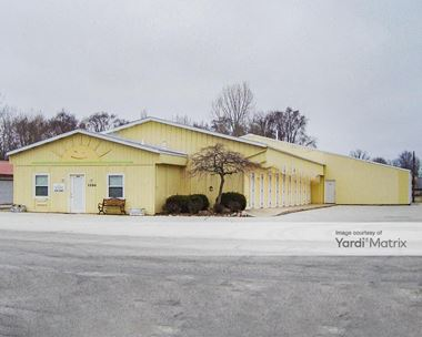 Storage Units for Rent available at 1200 Broadway, Chesterton, IN 46304