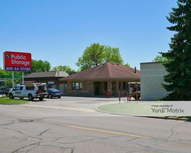 Storage Units for Rent available at 1144 7th Street South, Hopkins, MN 55343