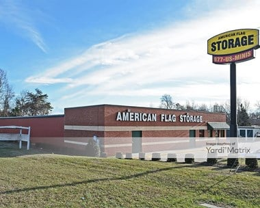 Image for American Flag Self Storage - 111 Edwardia Drive, NC