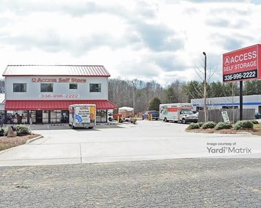 Image for Access Self Storage - 475 Arbor Hill Road, NC