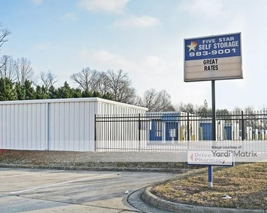 Image for Five Star Self Storage - 635 1 Forum Pkwy, NC