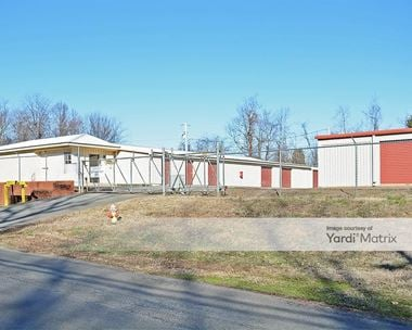 Storage Units for Rent available at 258 Red Barn Road, Lexington, NC 27295