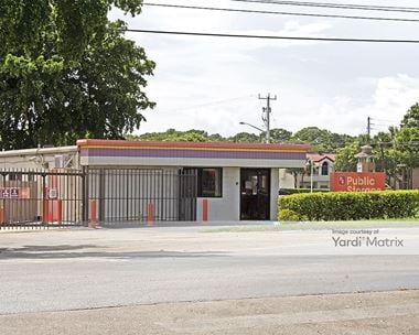 Storage Units for Rent available at 7550 McNab Road, No Lauderdale, FL 33068