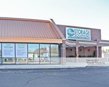 Storage Units for Rent available at 401 Jonestown Road, Winston-Salem, NC 27104