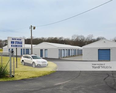Storage Units for Rent available at 2023 Highway 31 West South, White House, TN 37188