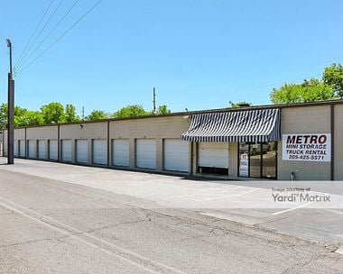 Storage Units for Rent available at 730 8th Street North, Bessemer, AL 35020