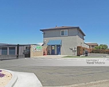 Storage Units for Rent available at 385 Enterprise Place, Tracy, CA 95304