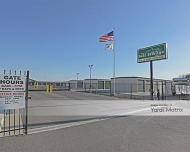 Storage Units for Rent available at 169 West Gibbons Avenue, Porterville, CA 93257