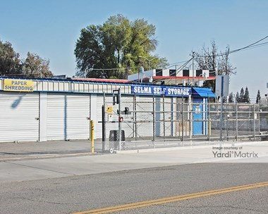 Image for Affordable Secure Storage - 2118 McCall Avenue, CA