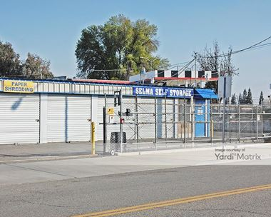 Storage Units for Rent available at 2118 McCall Avenue, Selma, CA 93662