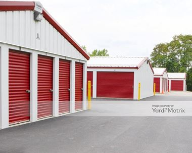 Storage Units for Rent available at 638 East Empire Mill Road, Bloomington, IN 47401