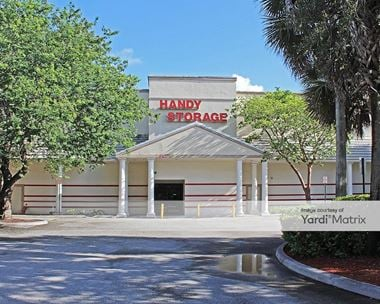 Storage Units for Rent available at 8910 Cleary Blvd, Plantation, FL 33324