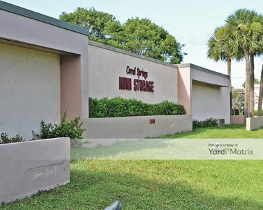 Storage Units for Rent available at 12001 NW 35th Street, Coral Springs, FL 33065