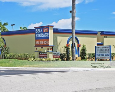 Storage Units for Rent available at 500 South Andrews Avenue, Pompano Beach, FL 33069 Photo Gallery 1