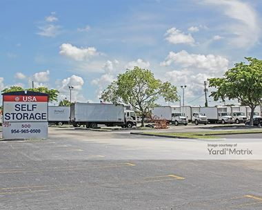 Storage Units for Rent available at 500 State Road 7, Hollywood, FL 33023