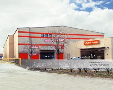 Storage Units for Rent available at 3501 West Touhy Avenue, Lincolnwood, IL 60712