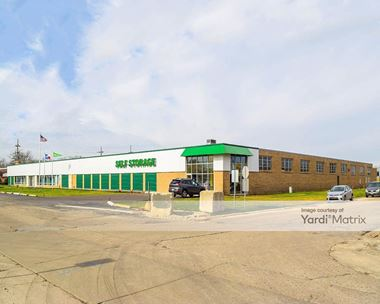 Storage Units for Rent available at 4501 West North Avenue, Melrose Park, IL 60160
