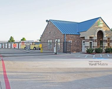 Storage Units for Rent available at 1751 East Beltline Road, Coppell, TX 75019