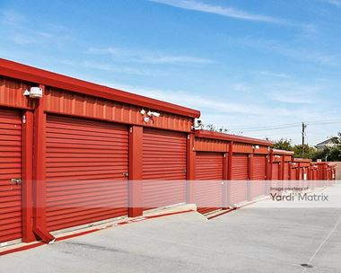 Storage Units for Rent available at 2400 Victory Drive, Flower Mound, TX 75028